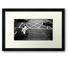 1985 - look Framed Print