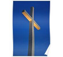 Morning Cross Poster