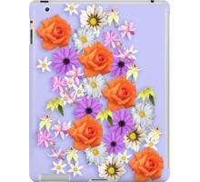 Orange Rose iPad Case/Skin