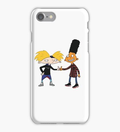 Hey Arnold iPhone Case/Skin