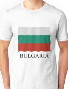 Bulgarian flag Unisex T-Shirt