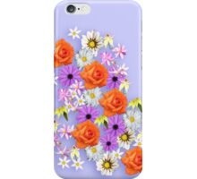 Orange Rose iPhone Case/Skin