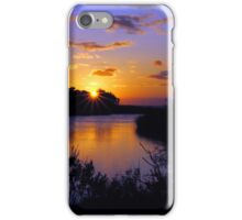 Sunset at MP43 iPhone Case/Skin