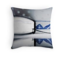 the note book Throw Pillow