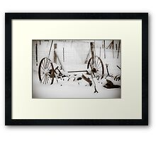 Memories Of Christmas Framed Print
