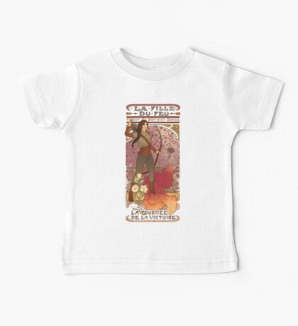 The Games Baby Tee