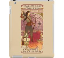 The Games iPad Case/Skin