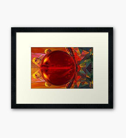 Phormica #1 Framed Print