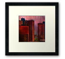 Harlem Swing Time Framed Print
