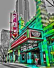 The Fabulous Fox Theater - Atlanta, Georgia by Scott Mitchell