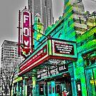 The Fabulous Fox Theater - Atlanta, Georgia by Scott Mitchell