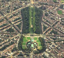 Elisabeth Park, Brussels by AJM Photography