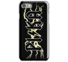 Thunderboltstruck iPhone Case/Skin