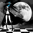 Black Rock Shooter by flapperzapper