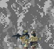 Modern Military digital camo 2 by Shobrick
