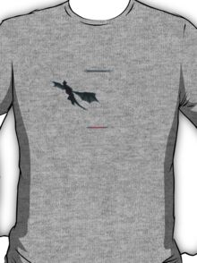 Skyrim - Dragon flying. T-Shirt