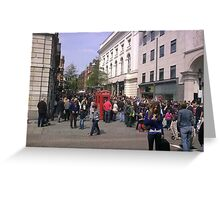 Covent Garden, London Greeting Card