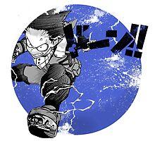 Deku - Boku no hero academia  by NomadSenpai