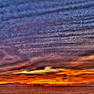 Ripples of  Sunset by nikongreg