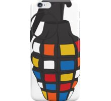 Rubik's Grenade iPhone Case/Skin