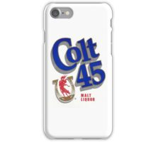 Colt 45 iPhone Case/Skin