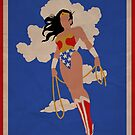 Wonder Woman by Omnibit