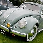 Vintage Volkswagen by Paul Peeters