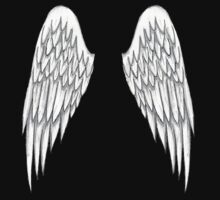 Angel Wings T-Shirt by Dan Merry