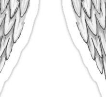 Angel Wings T-Shirt Sticker
