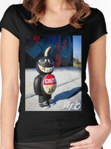 Khoboom! Women's Fitted Scoop T-Shirt