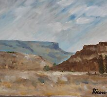 Free State Landscape by Riana222