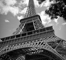 EIffel Tower by Dan Lauf