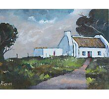 Westcoast Farmhouse Photographic Print