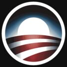 Obama Logo (Darker Version) by HighDesign