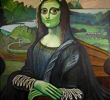 Mona Lisa by theyreamongstus