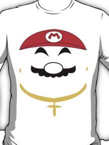 Super Gangster Mario T-Shirt
