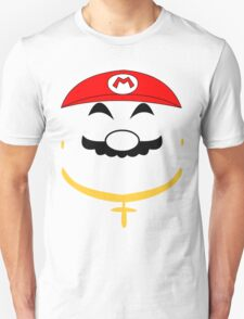 Super Gangster Mario T-Shirt