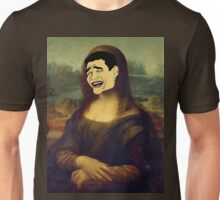 Monalisa Troll Face - (Designs4You) Unisex T-Shirt