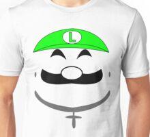 Super Gangster Mario - Luigi Unisex T-Shirt