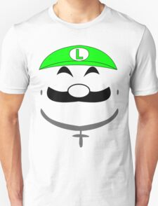 Super Gangster Mario - Luigi T-Shirt