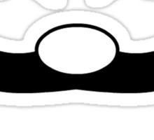 Super Gangster Mario - Luigi Sticker