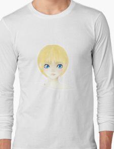 Armin Arlert Long Sleeve T-Shirt