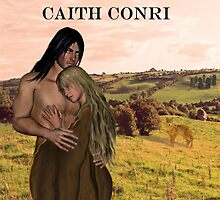 Cover image 'Wolf of the Fey' for Caith Conri by Dawnsky2