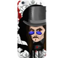 Dracula's Shadow iPhone Case/Skin