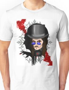 Dracula's Shadow Unisex T-Shirt