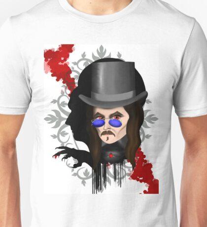 Dracula's Shadow Unisex T-Shirt