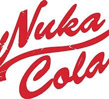 Drink Nuka Cola  by OblivionRing