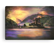 Eilean Donan Canvas Print