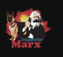 Inspector Marx by Sacana