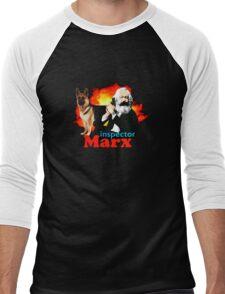 Inspector Marx Men's Baseball ¾ T-Shirt